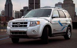 Véhicules hybrides rechargeables : Ford et Hydro-Québec partenaires