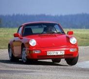 Il était une fois: La Porsche 911 Carrera 4