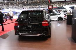 Techart, la gamme : Magnum, GT Street RS et cabriolet