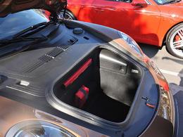 Porsche rappelle 4428 véhicules pour un souci de serrure de coffre