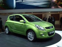 Hyundai i 20 : en 3 portes