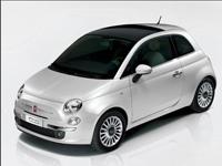 La Fiat 500 à l'heure