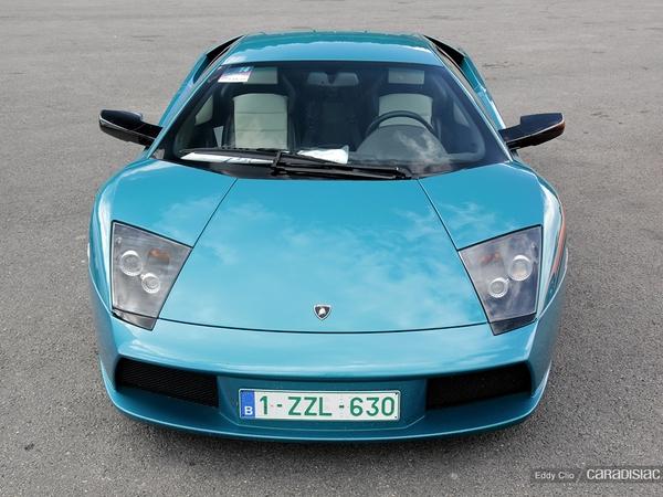 Photos du jour : Lamborghini Murcielago 40eme Anniversaire (Spa Italia)
