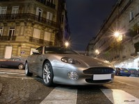 Photo du jour : Aston Martin DB7 Volante