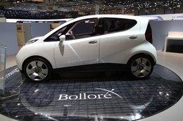 Plus de 5 000 réservations pour la Pininfarina Bluecar électrique