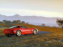 Chevrolet Corvette : un véritable succès en 2011