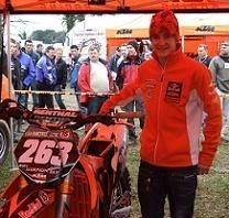 Motocross mondial : MX 2, la première victoire de manche pour Jeffrey Herlings