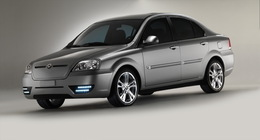 Une berline électrique de Coda Automotive lancée en 2010