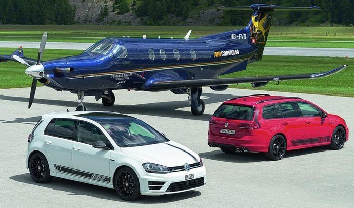 Volkswagen lance une Golf de 360 ch en Suisse