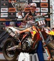 Motocross mondial : Jeffrey Herlings, doublé historique pour le jeune Néerlandais à domicile