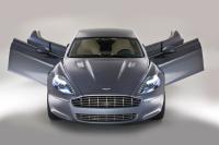 Aston Martin Rapide : s'il vous reste encore des sous ...