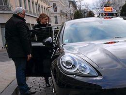 Mon taxi est une Porsche Panamera