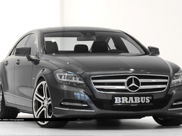 Mercedes CLS par Brabus : on commence doucement