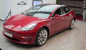 tesla model 3 essais fiabilit avis photos prix. Black Bedroom Furniture Sets. Home Design Ideas