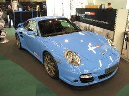 SP550 mc : une voiture de sport moins polluante signée Sportec