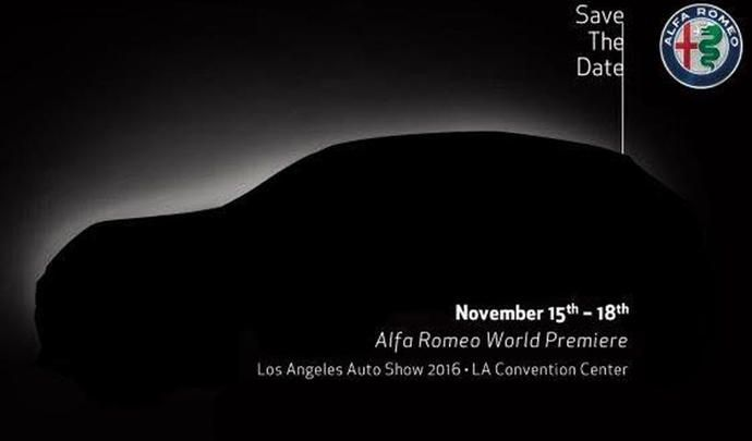 Mondial de Paris 2016 : l'Alfa Romeo Stelvio n'y sera pas