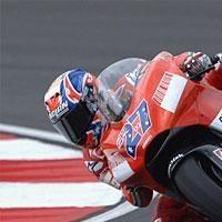 Moto GP: Malaisie Podium: 1. Stoner
