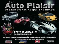 Salon Auto Plaisir : le salon du cabriolet nouvelle formule