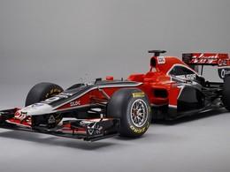 F1 - Marussia Virgin Racing présente la MVR-02