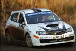 Subaru rejoint l'IRC