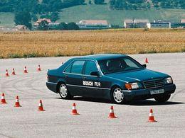L'ESP est désormais obligatoire sur toutes les autos en Europe
