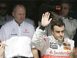 F1 : la BBC annonce Alonso chez McLaren