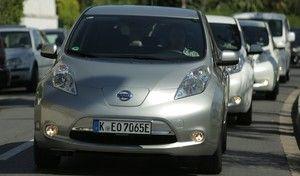 Ralentissement des ventes de voitures électriques cet été
