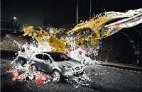 Une exposition d'art soutenue par Nissan