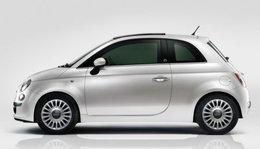 Zoom sur la Fiat 500 PUR-O2 2009