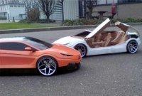 Bewerp Savage Rivale Roadyacht GTS : c'est une auto !