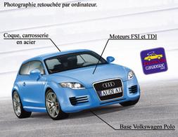 Salon de Francfort 2009 : l'Audi A1