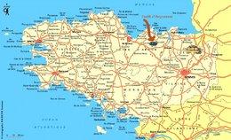 Question du jour n°70 : pourquoi n'y-a-t-il pas de péage en Bretagne ?