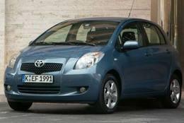 Salon de Francfort 2009 : la Toyota Yaris hybride