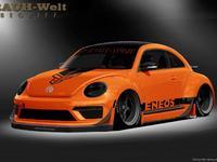 SEMA Show 2014 : la Volkswagen Beetle vue par Tanner Foust et Rauh-Welt Begriff