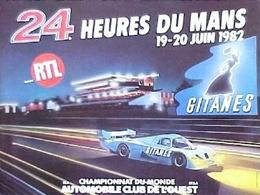 Question du jour n°71 : 1982 fut une année spéciale pour le sport automobile français. pourquoi ?