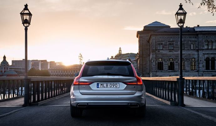 Volvo annonce la venue de la V90 Cross Country
