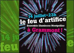 Fête nationale du 14 juillet à Montpellier : des navettes gratuites à la place des voitures