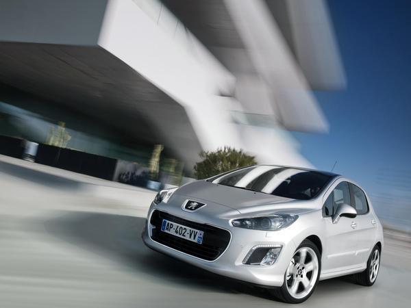 Officiel : Peugeot 308 restylée, enfin une bonne gueule