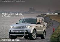 Un nouveau Range Rover dans quatre ans