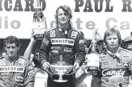 Réponse à la question du jour n°71 : 1982 fut une année spéciale pour le sport automobile français. Pourquoi ?