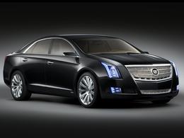 Salon de Genève - 1ères européennes pour les Cadillac Sport Wagon et du Cadillac XTS Platinum Concept