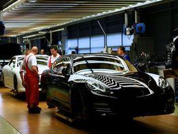 7600 euros de prime pour les salariés Porsche