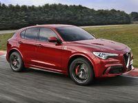 Alfa Romeo Stelvio: le Quadrifoglio en vente à 91400€