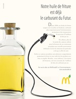 McDonald's Suisse a adopté la mobilité durable