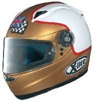X-lite x-801 RR : Mike Hailwood replica