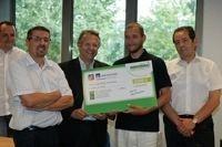 Participation d'Axa Prévention et club 14 à l'association Coeur de Forêt