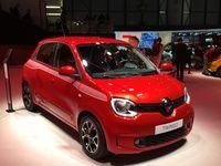 Renault Twingo restylée : les premières images en live du salon de Genève 2019