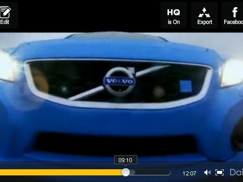 Top Gear : Subaru WRX STI Cosworth vs Ford Focus RS500 vs Volvo C30 Polestar
