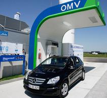 La Mercedes classe B à PAC bénéficiera d'une station d'hydrogène publique