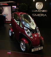 La Lumeneo Smera électrique soutenue par la SNCF